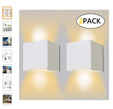 Aplique Pared led Blanco