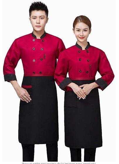 Otoño Unisex Chef