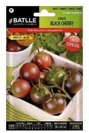 Huerto Tomate Black Cherry